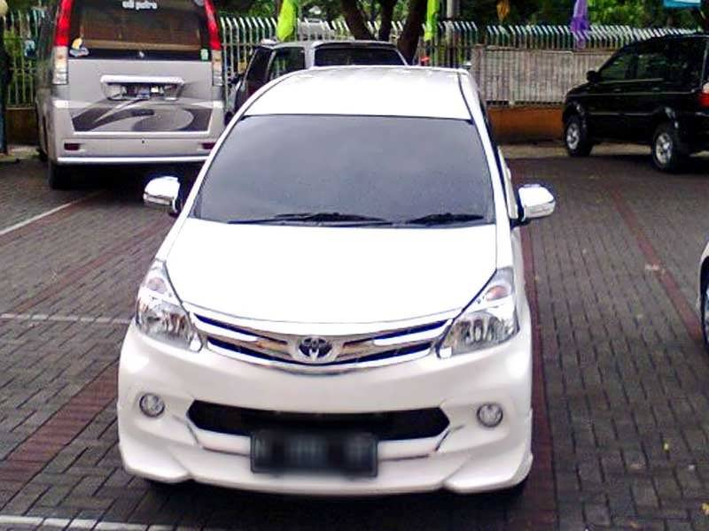 Galeri sewa mobil malang all new avanza 1