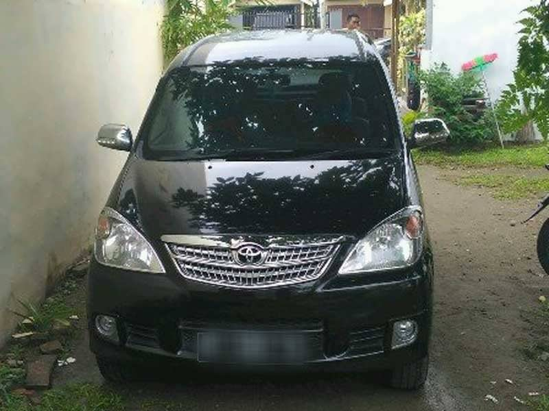 Galeri sewa mobil medan all new avanza 1