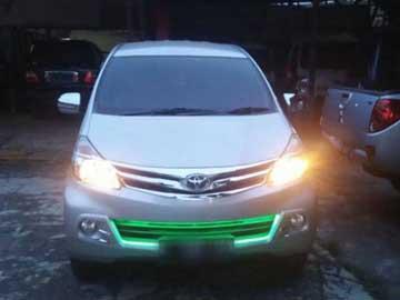 Avanza 2014 silver  Rental Mobil  Bandung