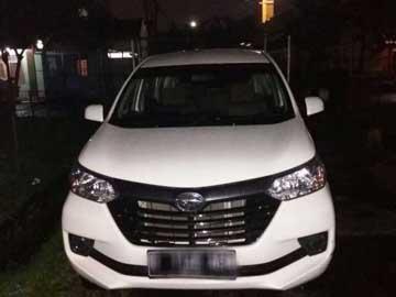 Xenia putih 2016  Rental Mobil  Bandung
