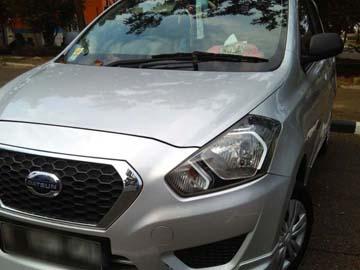 DATSUN GO+   Rent A Car  Jakarta