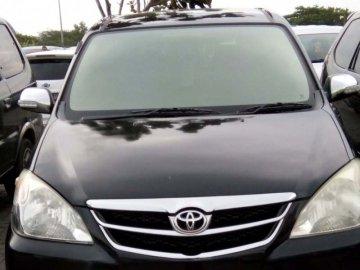 AVANZA HITAM TANGGUH  Rent Car  Lombok