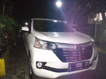 Avanza 2017 jok kulit  Rental Mobil  Surabaya