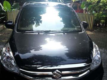 ERTIGA HITAM  Rent Car  Jakarta