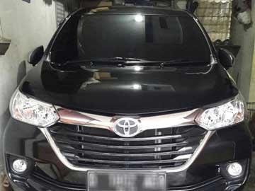 Avanza 2016 Hitam   Sewa Mobil  Bandung