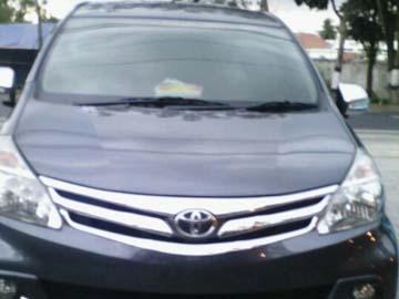 AVANZA SILVERSTONE   Sewa Mobil  Lombok