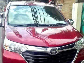 XENIA MERAH 2016  Rent Car  Jakarta