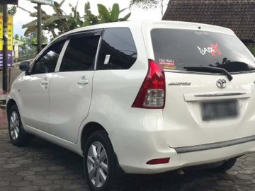 ALL NEW AVANZA  Rent Car  Jogja