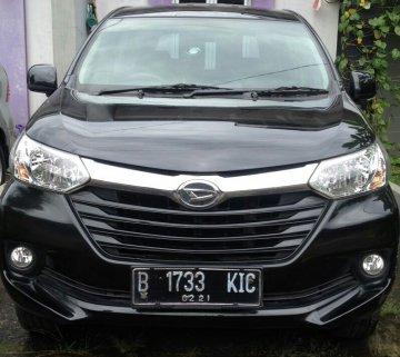 Daihatsu Xenia Hitam 2016   Sewa Mobil  Depok