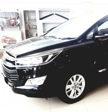 ALL NEW INNOVA REBORN   Rent A Car  Jakarta