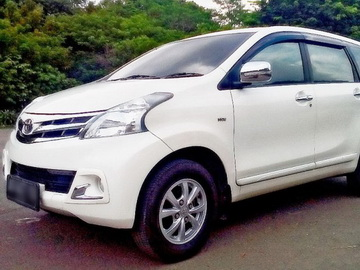 All New Avanza Mulus   Rent A Car  Solo