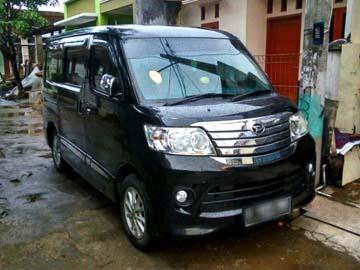 LUXIO NYAMAN   Rent A Car  Jakarta