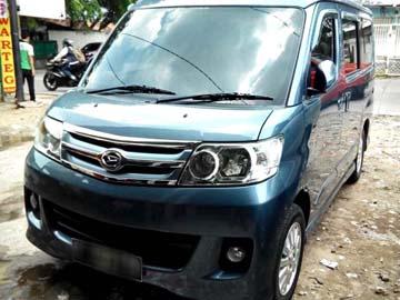 LUXIO MULUS  Rent Car  Jakarta