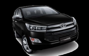 Allnew Innova  Rent Car  Semarang