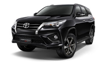Fortuner VRZ   Rent A Car  Semarang