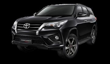 Fortuner VRZ   Sewa Mobil  Semarang