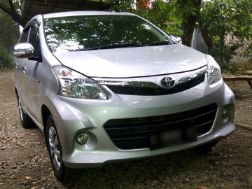AVANZA 2014  Rental Mobil  Semarang