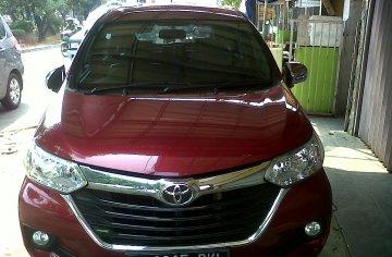 AVANZA BERSIH,NYAMAN,AMAN  Rental Mobil  Jakarta