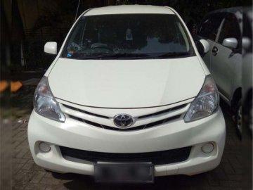 AVANZA TYPE E 2014   Sewa Mobil  Bandung