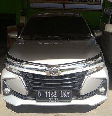 Avanza Facelift Silver   Sewa Mobil  Bandung
