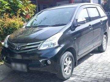 Avanza 2013  Rental Mobil  Medan