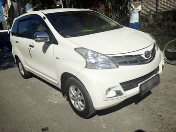 All New Avanza G 2014  Rental Mobil  Solo