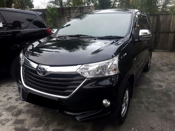 Toyota All New Avanza  Rental Mobil  Jogja