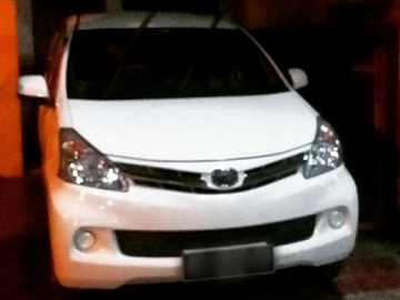 New Avanza 2015   Rent A Car  Semarang