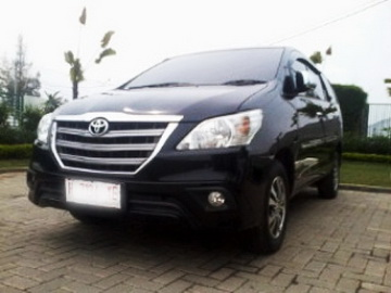 Grand New Inova 2015   Sewa Mobil  Semarang