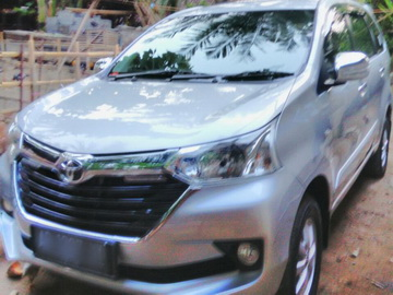 Grand New Avanza  Rent Car  Jogja