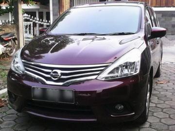 Grand Livina MUlus   Sewa Mobil  Semarang