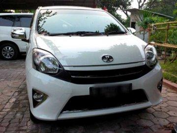 Agya G 2016   Rent A Car  Semarang