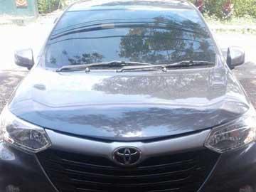 MVP Avanza Grey  Rental Mobil  Bandung