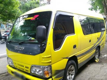 Isuzu Elf Short 15 Seat  Rent Car  Bali