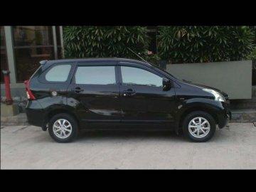 avanza 2015 hitam  Rental Mobil  Batam