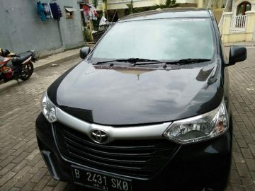 AVANZA MANUAL  2016  Rent Car  Depok