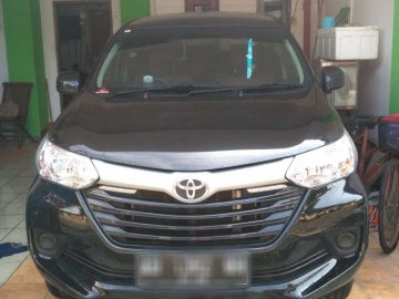 Avanza E  Rent Car  Jogja