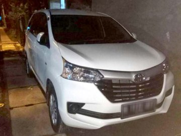Avanza G 2016  Rental Mobil  Jakarta