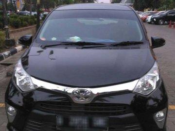Calya 2016 Jkt tangerang   Rent A Car  Tangerang
