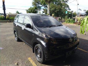Avanza 2015 hitam Terawat  Rental Mobil  Bandung
