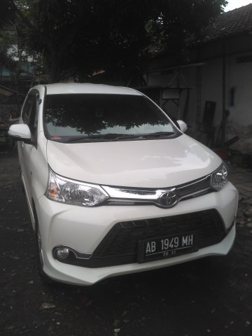 AVANZA   Rent A Car  Jogja