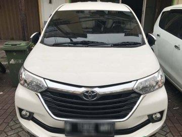 Avanza 2016 Putih  Rent Car  Tangerang