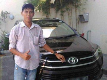 Toyota New Innova  Rental Mobil  Balikpapan