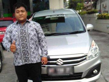 SUZUKI NEW ERTIGA  Rental Mobil  Balikpapan
