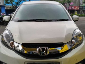 mobilio putih 2014  Rental Mobil  Bandung