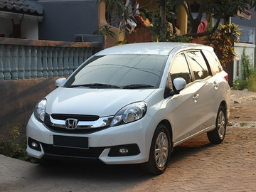Mobilio   Rent A Car  Jogja