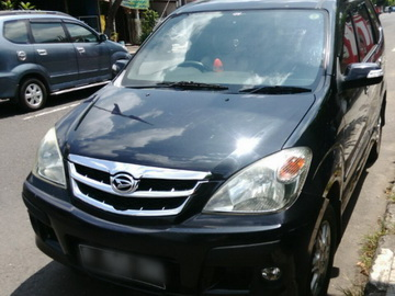 New Xenia  Rent Car  Jogja
