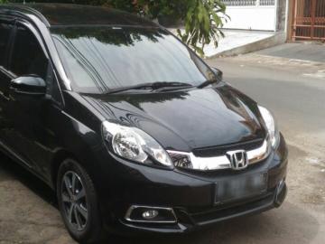 Mobilio Black   Rental Mobil  Tangerang