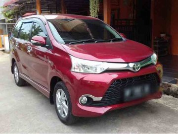 Veloz Merah   Rent A Car  Batam