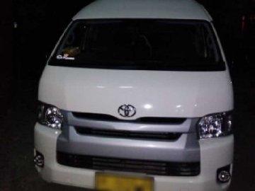 Toyota hiece  Rental Mobil  Bali
